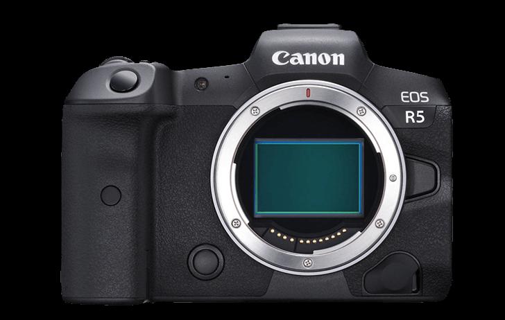 Nouveau Canon EOS R5